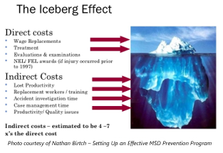 Costs Of Musculoskeletal Disorders Msd Proergonomics